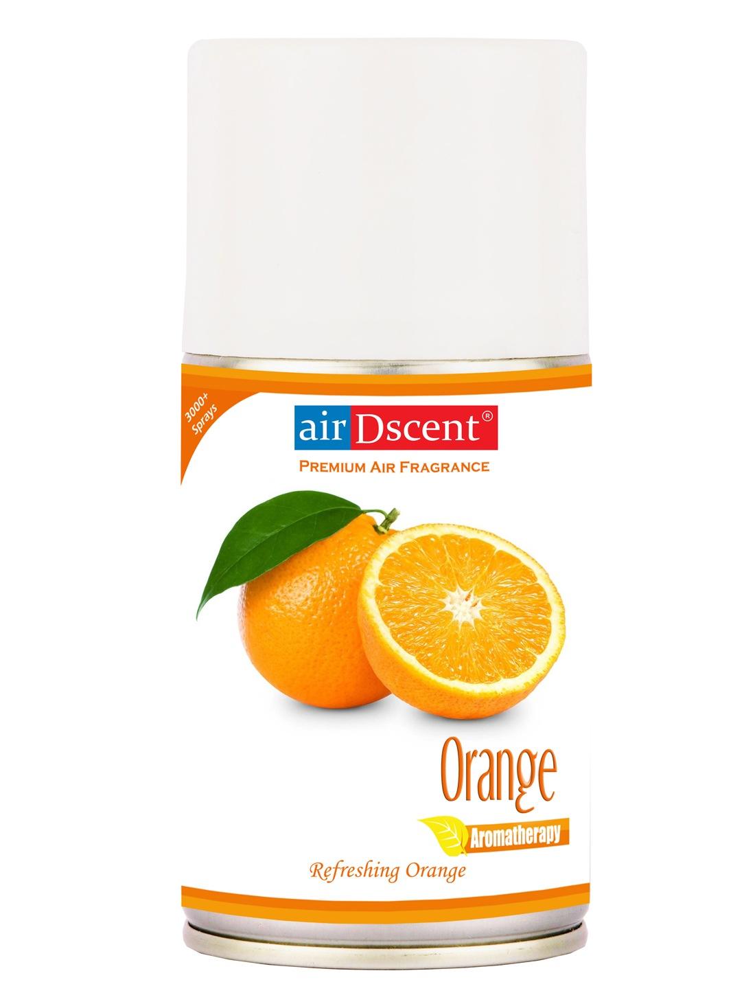 Airdscent Automatic Air Freshener Refill Orange