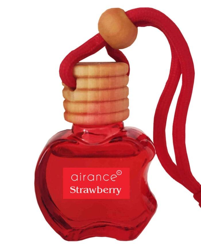 Airance Car Air Freshener Hanging - Strawberry