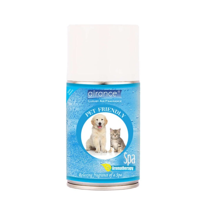 Pet Friendly Air Freshener Refill - Spa