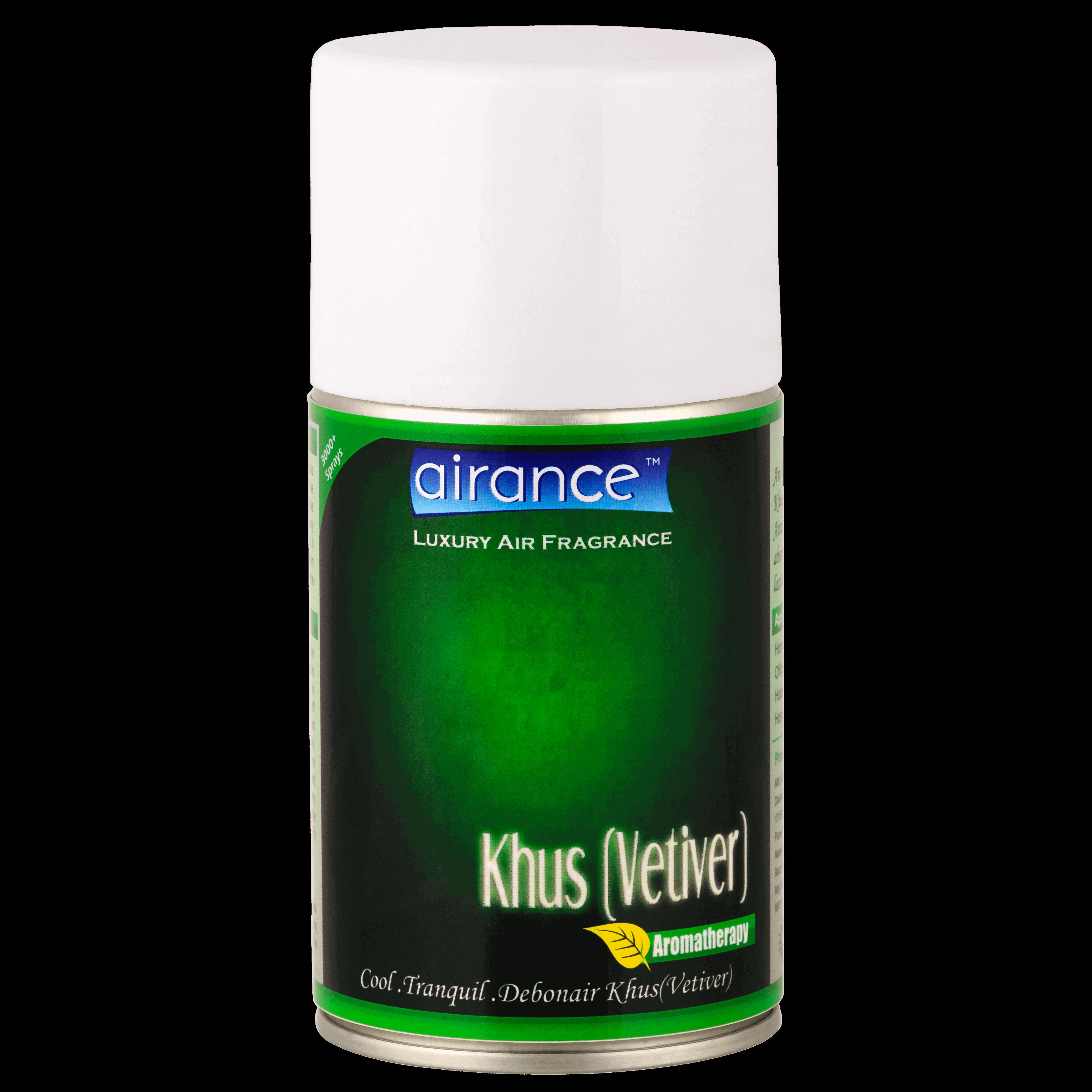 Automatic Room Freshener Refill - Khus  Vetiver